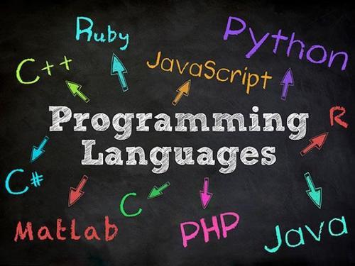 js是一门编程语言,那么到底什么是编程语言呢?